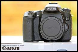 Canon EOS 70D - Body Only - BRAND NEW, DEMO