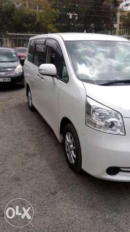 Just arrived Toyota Noah fully loaded best deal in town Nairobi CBD - image 2