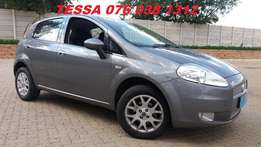 2011 Fiat Punto 1.4i Emotion Great Condition only 118200kms Call Tessa