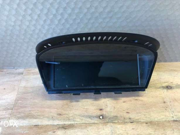 Used - BMW E90/E92/E93 Wide Big Screen Monitor Navigation CCC