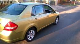 2006 Nissan Tiida For Sale in Bloemfontein