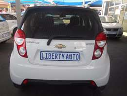 2012 Chevrolet Spark 1.2 LT 40,110km, Front Electric Windows, Cloth Up