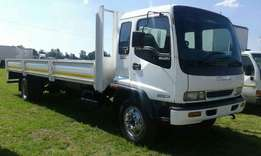 Isuzu ftr800 turbo 8ton truck on special