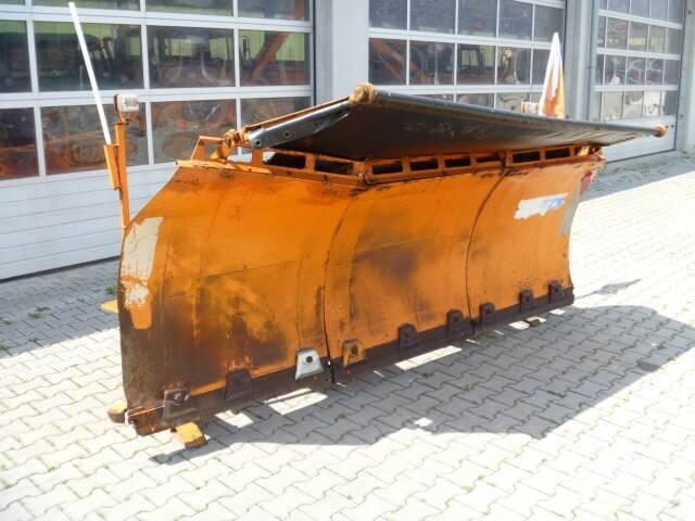 Unimog Schneepflug - Schneeschild Beilhack Pv28-3 - 1990