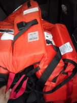 Lifejacket 100N, ISO 12402- for sale. Almost brand new see pictures