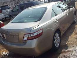 Toyota Camry hybrid engine system 2008 loaded