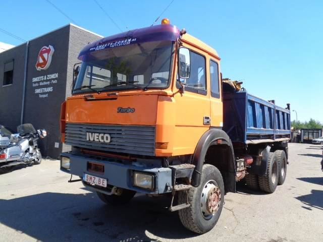 Iveco Magirus 260.34 Air Cooled V 8 6x6 - 1993