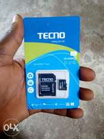 Tecno Memory Card 32GB Original