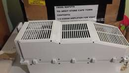 Codan Anplifier for VSAT ,in excellent condition surplas equipment.