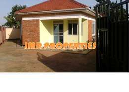 Available 3 bedroom home for sale in Buwate at 150m