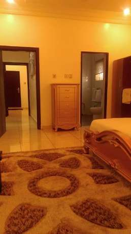 An Elegantly Furnished 2 Bed Flat with Topnotch Facilities in Agungi Lekki - image 5