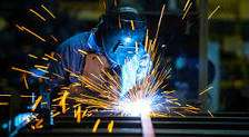 co2 steel flux core aluminium argon welding training job opportunity