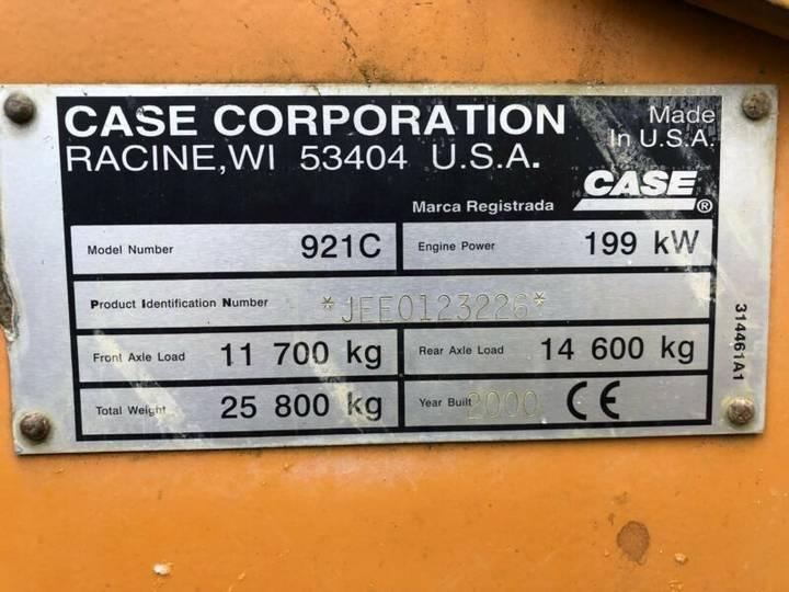 Case 921C **BJ2000 * - 2000 - image 20