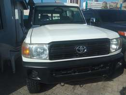 Brand New Toyota Land Cruiser X-Tour