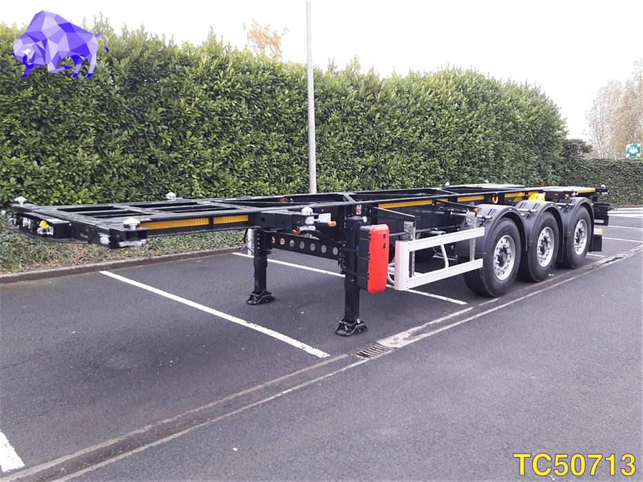 Turbos Hoet 30 ft Container Transport - 2018