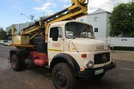 1984 Mercedes Benz Other 1517 Truck for sale