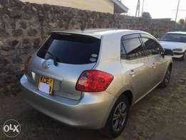 Toyota auris kce silver