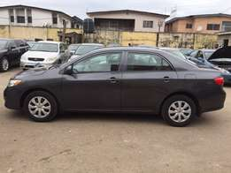Distress sale!!!2010 Toyota corolla LE for 3.2M (accident free)