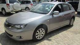 Just arrived Subaru Impreza new shape Hatchback