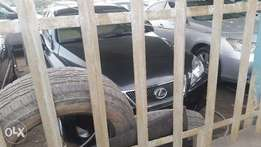 Tincan Cleared Tokunbo Lexus IS250, 2009, Full-Option, Very Excellent.