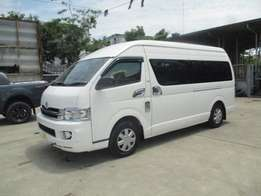 2010 Toyota Hiace 9L Ideal For Ambulance/Cooperate