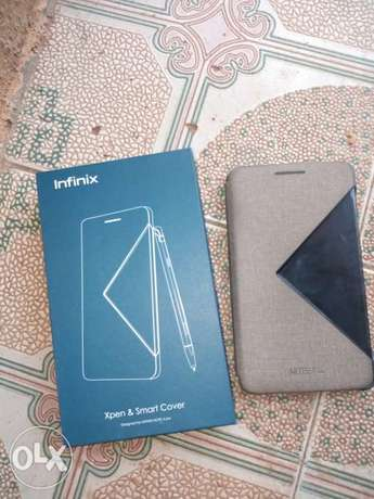 Infinix note 4 pro case and pen Warri - image 1