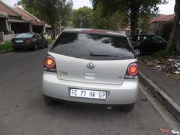 2012 Silver VW Polo vivo 1.4 Hatch for sale