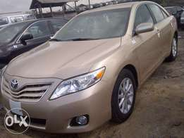 Clean Toyota Camry for sale gold