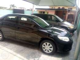 Clean 2012 corolla for sale