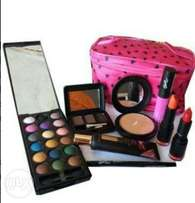 Set of classic makeup kits
