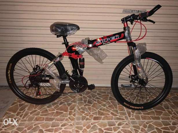 24 inch foldable bicycle