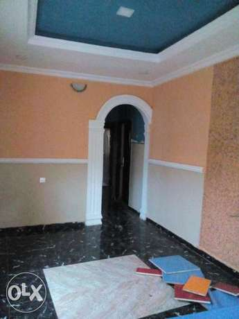 Lovely New 2bedroom flat at Afolabi Along lasu isheri rd 300k with 3t Igando/Ikotun - image 2