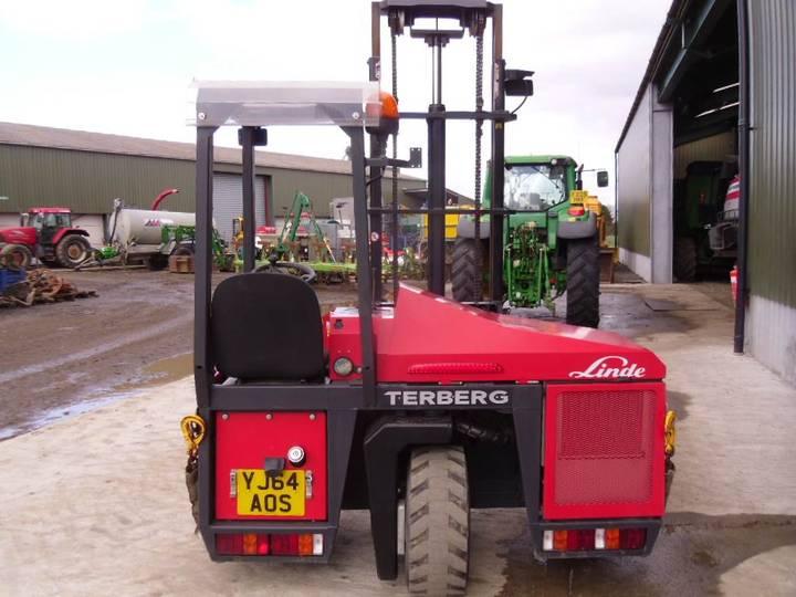 Linde Terberg King Lifter Forklift - 2014 - image 13