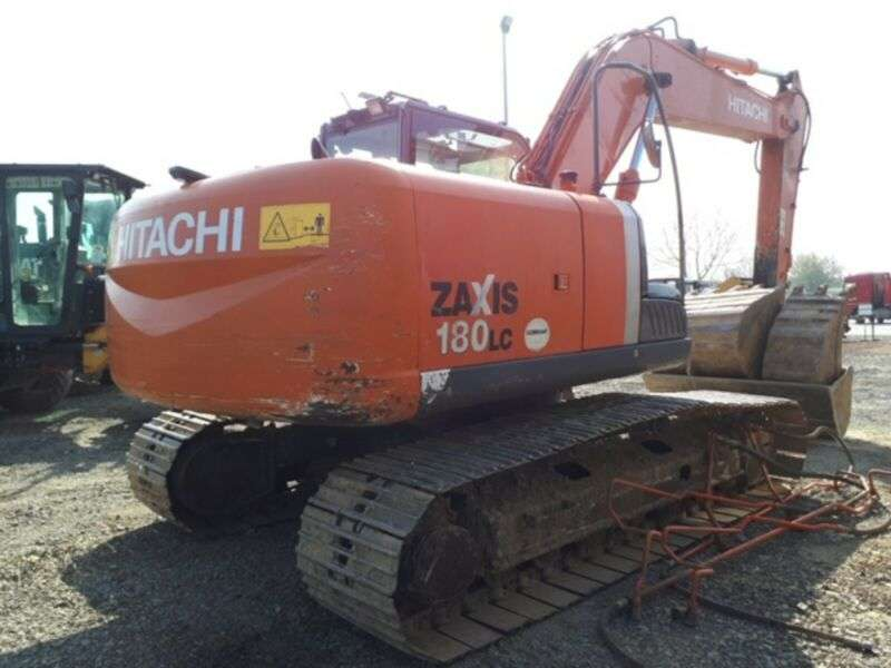 Hitachi Zx180lc-3 **bj2008 *12000h** - 2008 - image 4