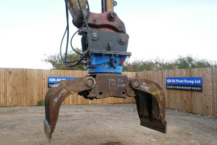 Rossi Rotating Selector Grab To Suit 30 - 45 Ton Excavat