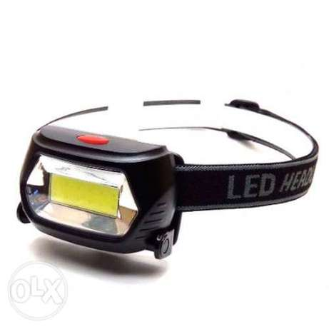 Brand New COB Mini Headlight ZB-916