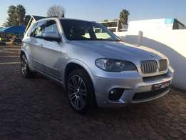 2012 BMW X5 4.0D M-sports auto only 95000 kms