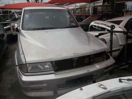 Ssang Yong Musso stripping for spares
