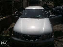 Clean Mazda 626 for sale (1999 model)