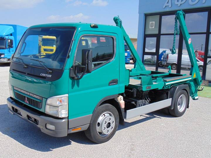 Mitsubishi FUSO CANTER FE85 - 2007