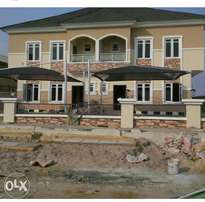 4bedroom duplex with BQ for sale