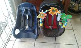 Graco Junior & Base