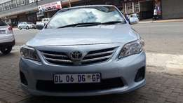 2013 Toyota Corolla 1.4 Available for Sale