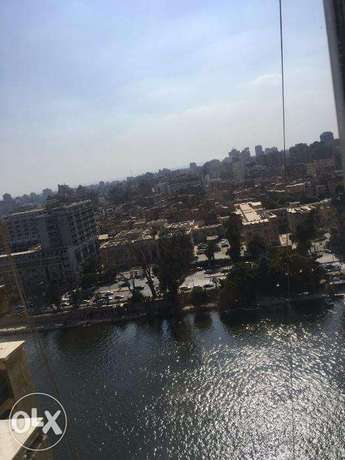apartement for rent in zamalek nile view