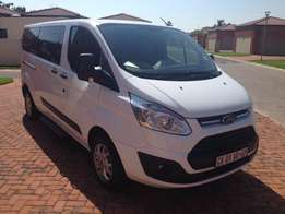 Ford Tourneo Custom LWB 2.2Tdci Trend