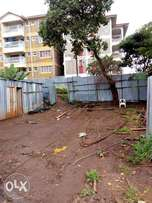 1/8 of an acre in Kasarani,commercial with good returns on income with