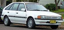 Ford Laser Wanted.