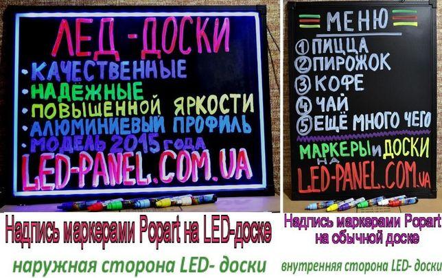 Флуоресцентный Меловой маркер,яркий, жидкий мел,LED доски,стекла,от1шт Чернигов - изображение 6