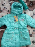 курточка осень р 116-122