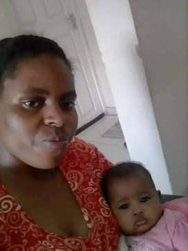 ZIMBABWEAN BABYSITTER/DOMESTIC WORKER